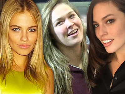 Ronda Rousey -- I'm Officially An S.I. Cover Girl!! ... And I've Got Some Company