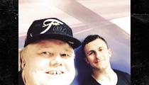 Louie Anderson -- The Johnny Manziel Pic Is Old ... Ya'll Got Punked!