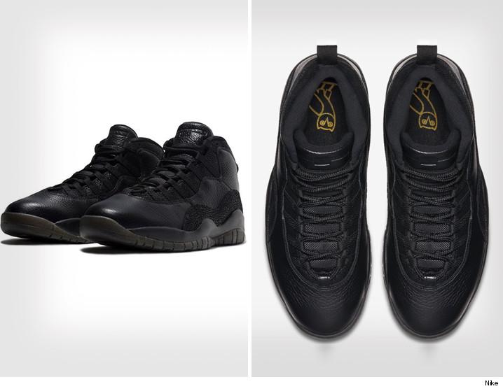 michael jordan black shoes