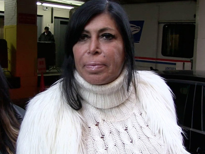 'Mob Wives' Big Ang -- Dead at 55