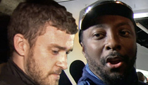 Justin Timberlake and will.i.am Sued -- You Jacked An Oldie For 'Damn Girl'!!! (AUDIO)