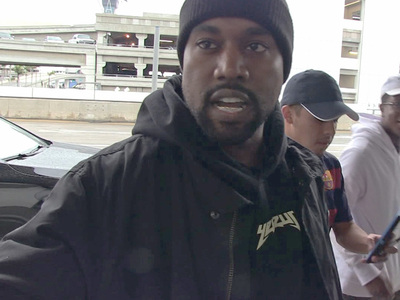 Kanye West -- Yeah, I Was Pissed at Kylie Over PUMA (VIDEO)