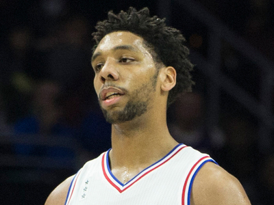 Jahlil Okafor -- Pays Fine In Speeding Incident ... Case Closed
