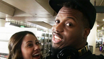 NFL's Jonathan Stewart -- Hey 'Dancing with the Stars' ... HOLLA AT ME (VIDEO)