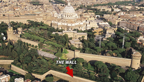 Donald Trump vs. The Pope -- Do the Vatican Walls Get the Pass?