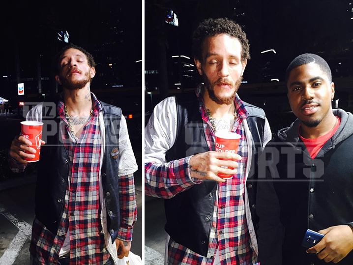Nba S Delonte West I M Not About That Life Anymore