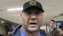 Dave Bautista -- 'Pacquiao's An F'ing Idiot' ... My Mom's Gay, I'm Extremely Offended