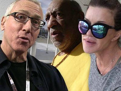 Dr. Drew -- If Janice Dickinson Says Cosby Raped Her ... Then He Did