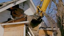 Zak Bagans -- 'Demon House' Destroyed!!!