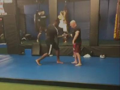 NFL's Josh Gordon -- Lean, Mean, Comeback Machine ... Training With Jay Glazer (VIDEO)