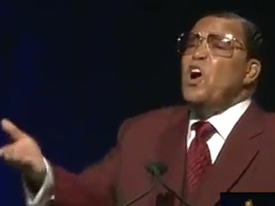 Beyonce Doesn't Need Cops ... Louis Farrakhan Vows Nation of Islam Protection (VIDEO)