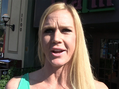 Holly Holm -- Jamie Foxx Reenacted Rousey Fight ... For Me! (VIDEO)