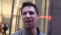 Daytona 500 Champ Denny Hamlin -- Warning To Uber Drivers ... If You Suck, I'm Snitching (VIDEO)