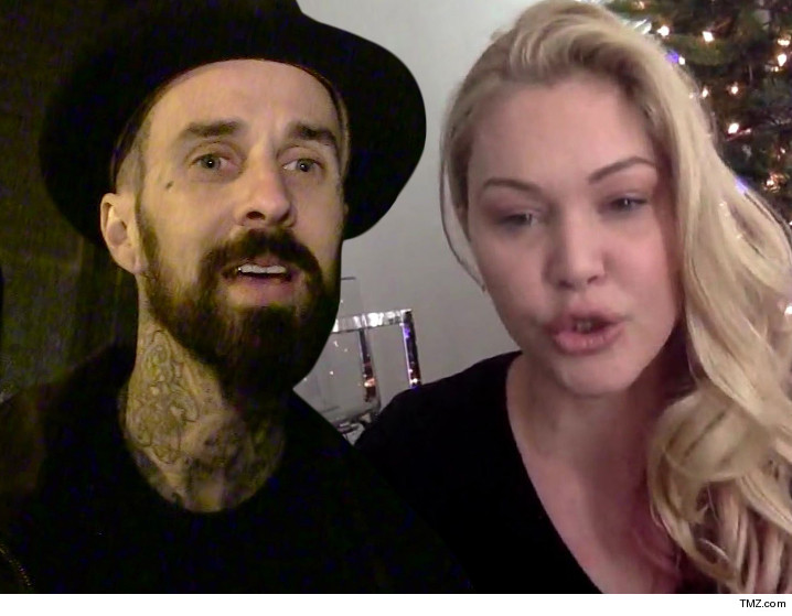 Travis Barker Is Ing His Ex Shanna Moakler Accusing Her Of Neglecting Their Kids Misusing Child Support Money And Exposing Them To S