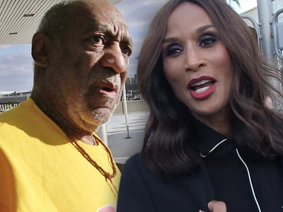 Bill Cosby -- Dismisses Lawsuit Against Beverly Johnson ... I'm Just Too Busy
