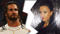 WWE's Seth Rollins -- Secret Breakup ... With Wrestler Girlfriend