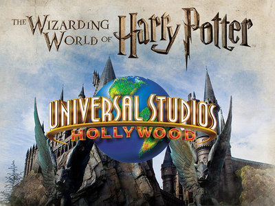 Wizarding World of Harry Potter -- Universal Hollywood Ride Induces Vomiting