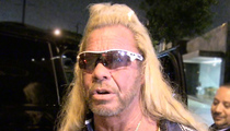 Dog the Bounty Hunter -- My Bodyguard Got My Back ... Then Cops Got Him