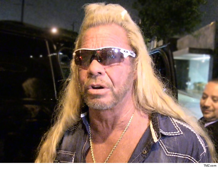 Dog The Bounty Hunter My Bodyguard Got My Back Then Cops Got Him