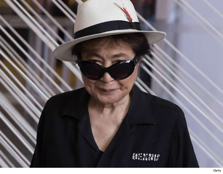 Yoko Ono Rushed To Hospital Where John Lennon Died