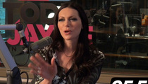 Laura Prepon -- Piper vs. Eric ... Who's the Better Kisser? (VIDEO)