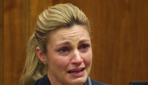 Erin Andrews -- Tearful Testimony in Peeping Tom Case