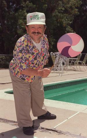 'Lollipop Kid' Jerry Maren