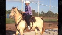 Yoenis Cespedes -- My New Ride Has Serious Horsepower (VIDEO)