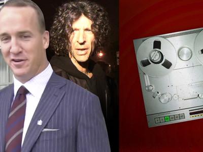 Howard Stern -- Epic Peyton Manning Prank Call (AUDIO)