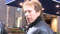 Jerry Bruckheimer, Will Smith -- Seal Deal for 'Bad Boys 3' ... After Marathon Meetings (VIDEO)