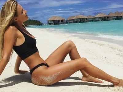 26 Snaps Of Sexy Surfer Alana Blanchard -- See The Birthday Babe's Bikini Shots