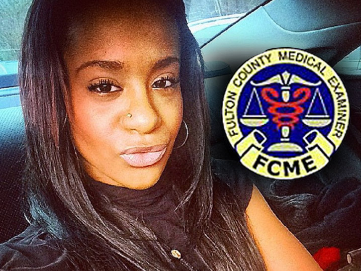 Bobbi Kristina Brown's official cause of death is eerily similar to her mother, Whitney Houston -- drowning while using a bunch of drugs, but the autopsy…