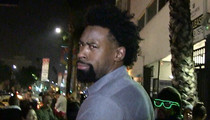 DeAndre Jordan -- The New Clippers Mascot ... Suuuucks! (VIDEO)