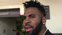 Jason Derulo -- I Didn't Rip D'Angelo Off (VIDEO)