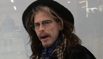 Steven Tyler -- Joe Perry's Jealous I Went Country (VIDEO)