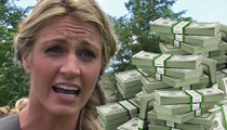 Erin Andrews -- How $55 Million Gets Whittled Down ... to $6 Mil