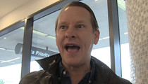 Carson Kressley -- I Dated An NFL Player ... A Good One! (VIDEO)