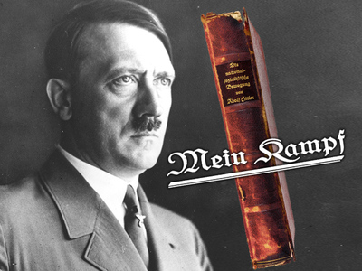 Adolf Hitler -- 'Mein Kampf' Can Be Your Kampf