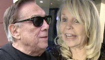 Donald Sterling -- Wife Calls Off Divorce ... Bizarre Love Conquers All