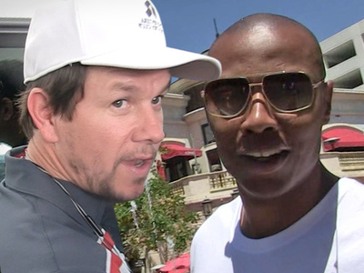 NBA's Caron Butler -- Mark Wahlberg's Producing A Movie ... About Me!