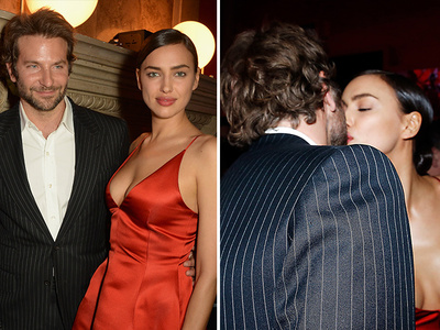 Bradley Cooper & Irina Shayk -- Finally Make It Official (PHOTO)