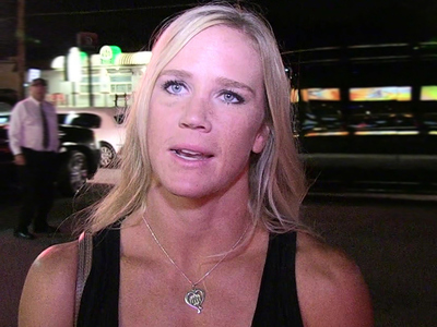Holly Holm's Manager -- 'Dana White Hates My Guts'