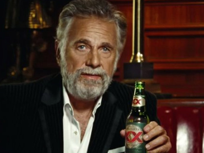 most interesting man in the world get me back in the game after