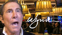 Steve Wynn -- Sued By Casino Dealers ... We Split Aces, Not Tips!