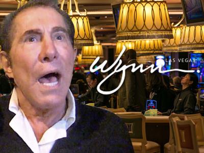 Steve Wynn -- Sued By Casino Dealers ... We Split Aces, Not Tips!