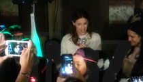 Jennifer Garner -- Crashes School Dance (VIDEO)