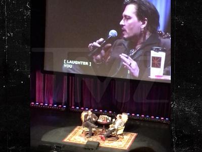 Johnny Depp -- Donald Trumps a 'Brat'!!! (VIDEO)