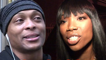 Eddie George -- I Got a New Leading Lady ... BRANDY!!!