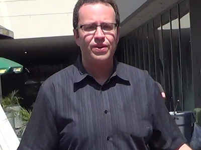 Jared Fogle -- Sued for Conspiring to Secretly Record Nude Minor