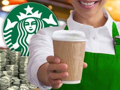 Starbucks -- In a Latte Trouble ... You're Shorting Our Coffee!!